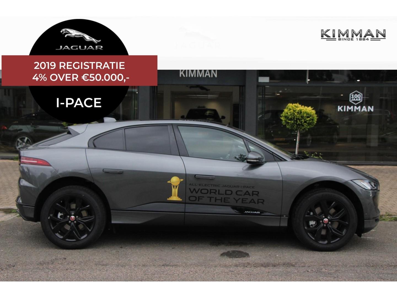 Jaguar I-pace Ev400 400pk awd business edition se 2019 registratie 4% over €50.000