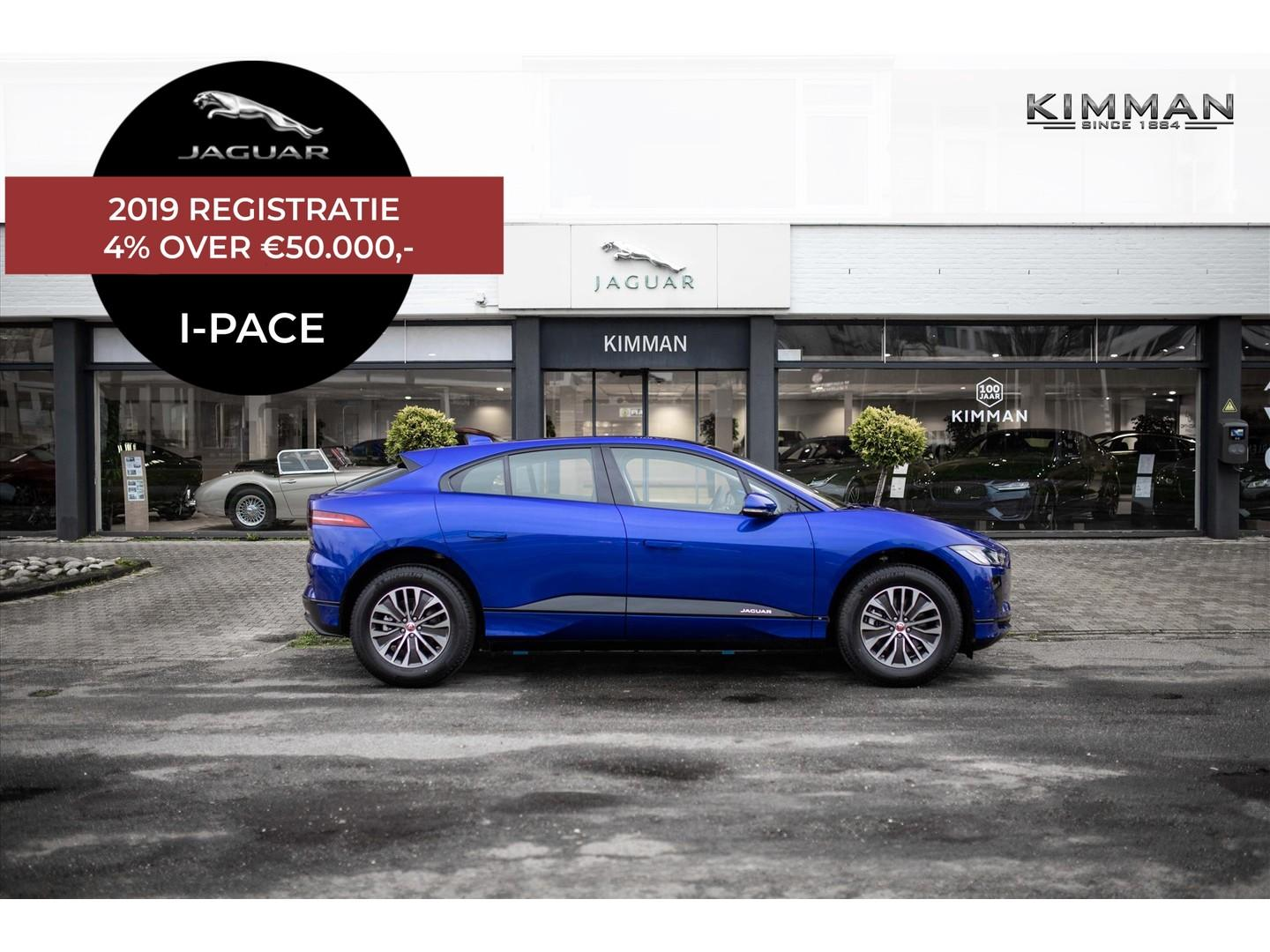 Jaguar I-pace Ev400 400pk awd business edition s 2019 registratie 4% over €50.000