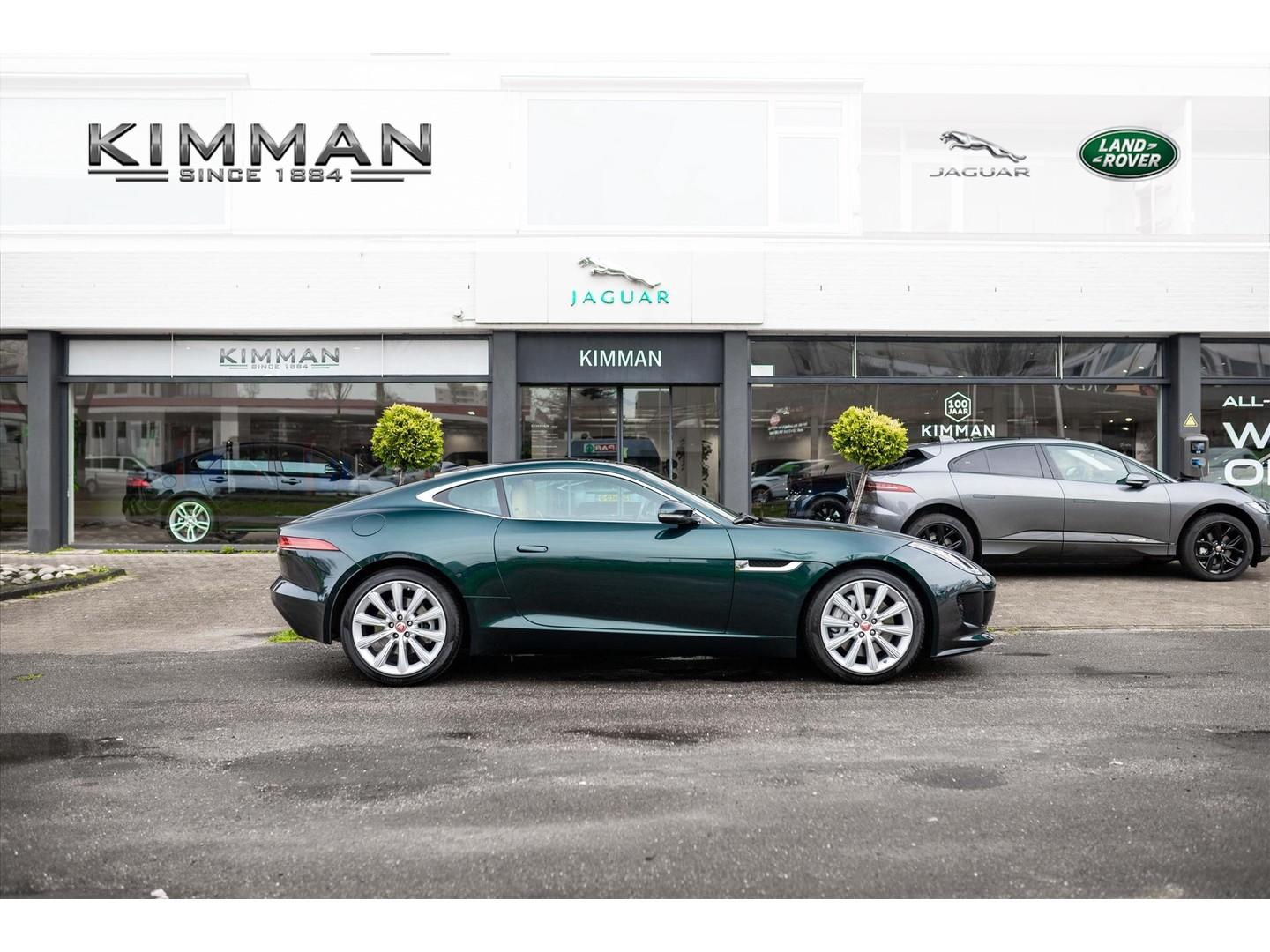 Jaguar F-type 3.0 340pk v6 supercharged automaat