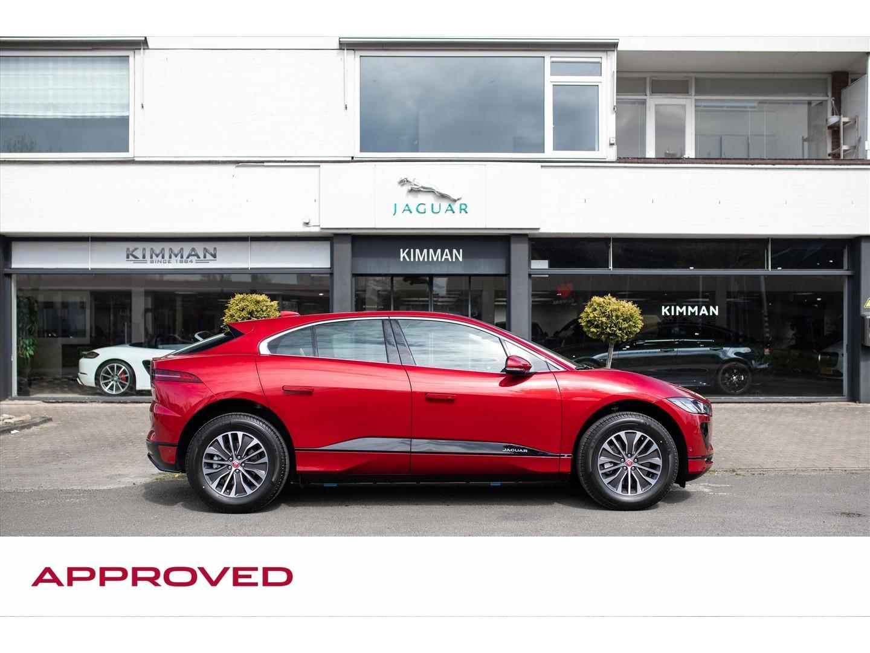 Jaguar I-pace Business edition s 400pk awd 2019 registratie 4% over €50.000