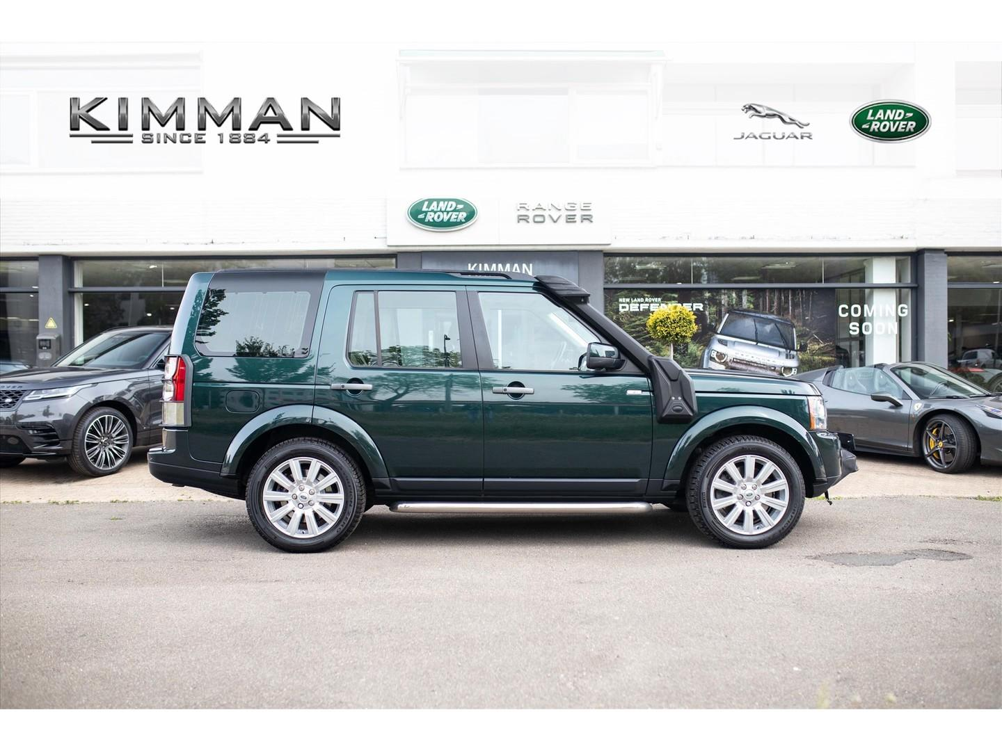 Land rover Discovery 4 3.0 sdv6 aut hse 7 pers!