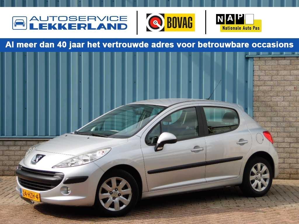 Peugeot 207 Cool n blue 1.4 vti 5-drs
