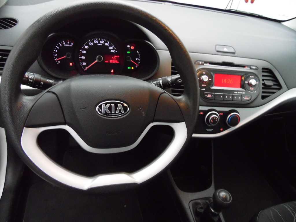 Kia Picanto 1.0 CVVT 69 PK Comfort Pack