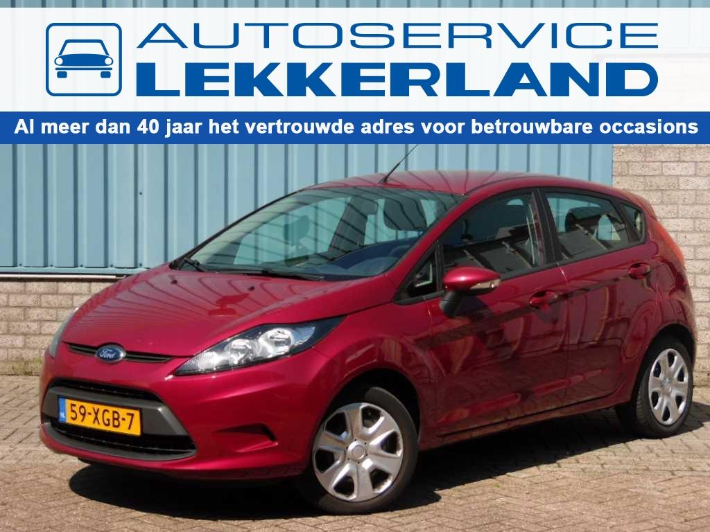 Ford Fiesta 1.25 44kw 5dr champions