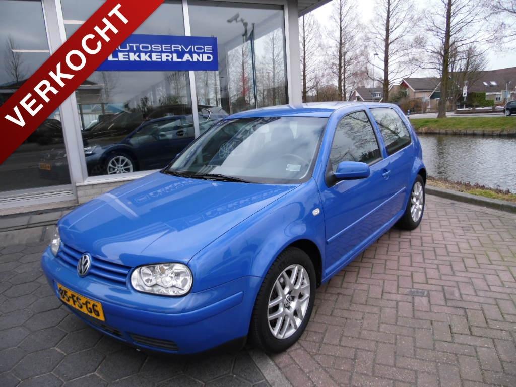 Volkswagen Golf Gti 1.8t 150pk