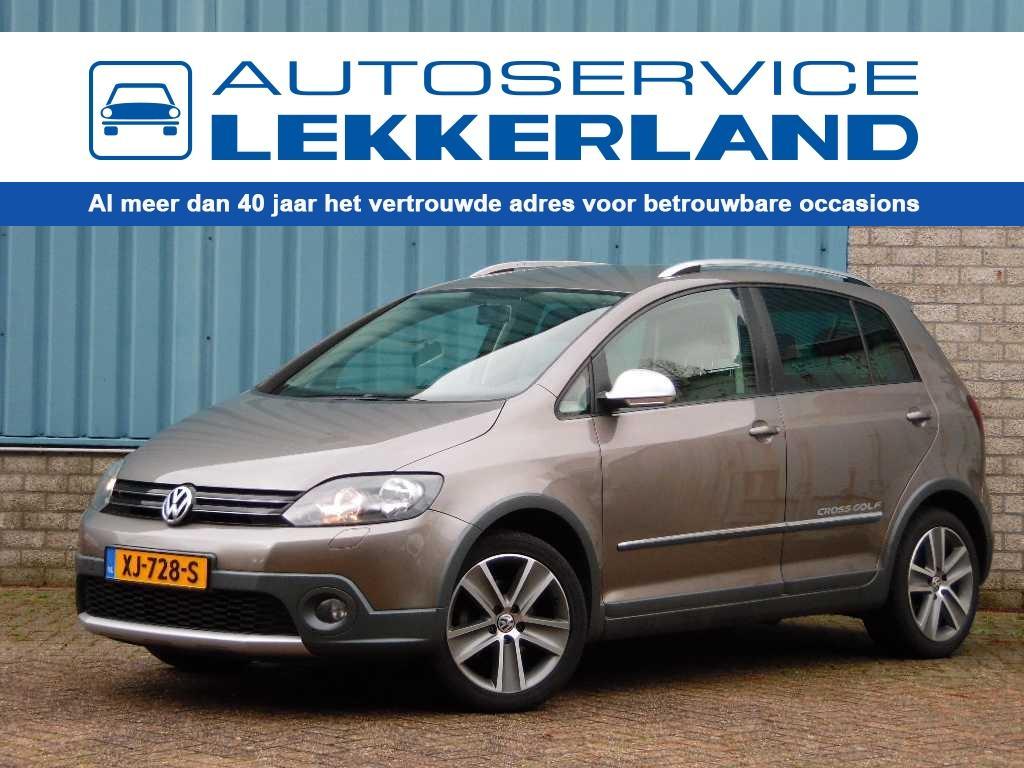 Volkswagen Golf plus Cross 1.4 tsi 122pk comfort line