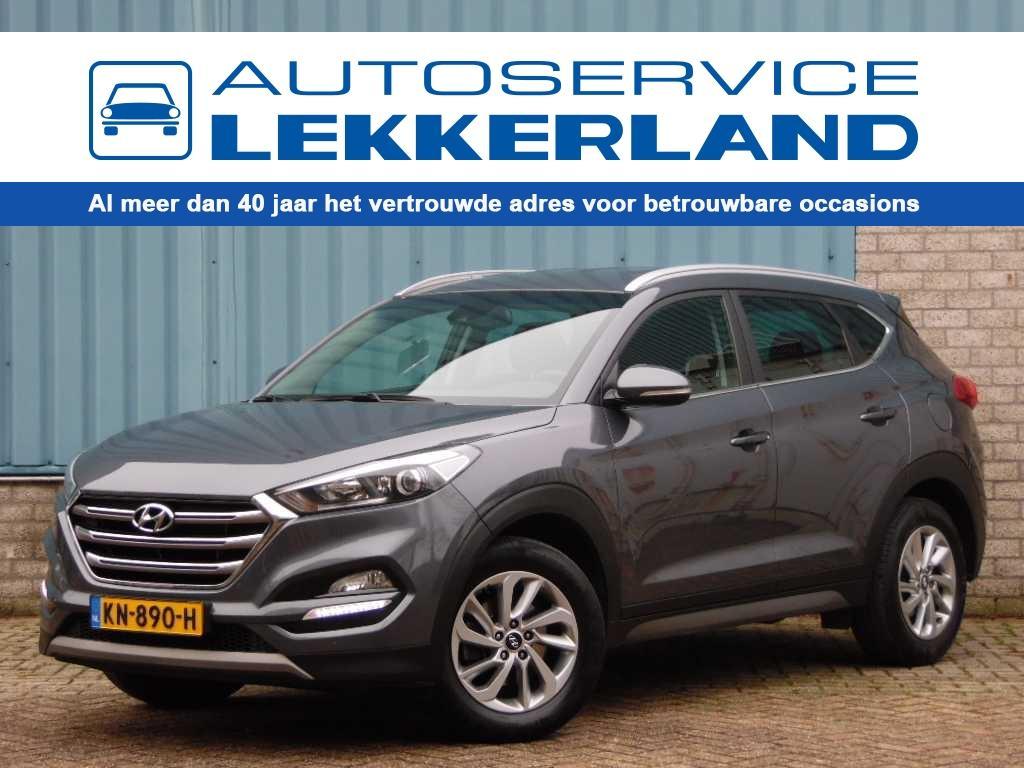 Hyundai Tucson 1.6 gdi 2wd go