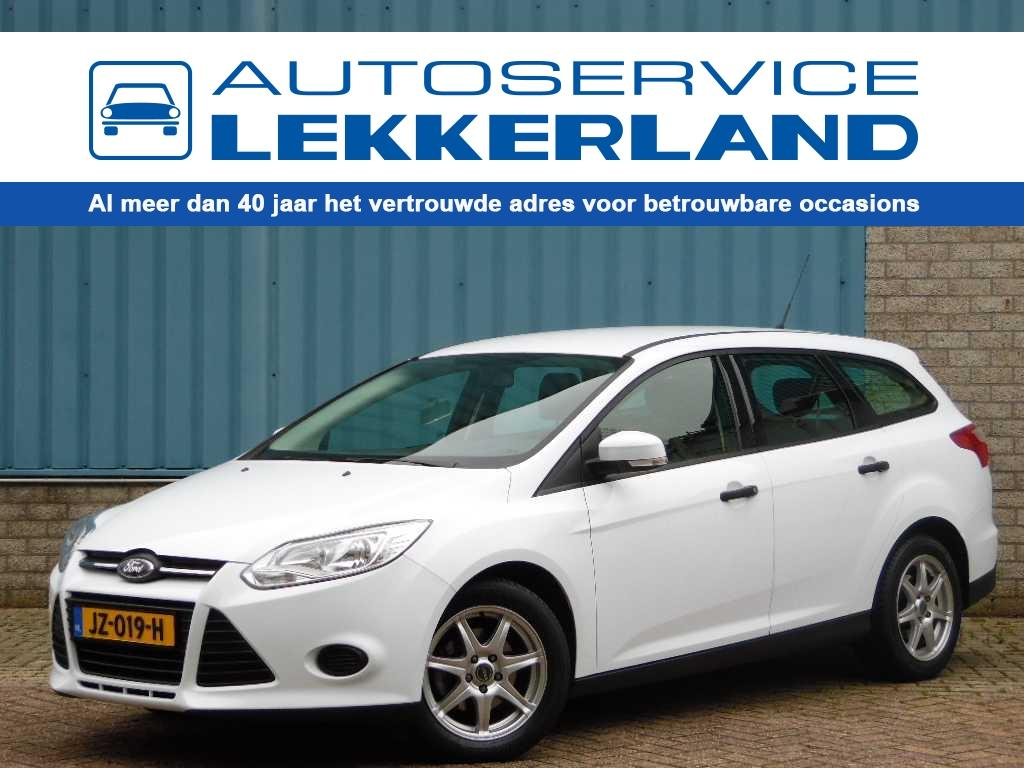 Ford Focus Wagon 1.0 ecoboost edition 100pk