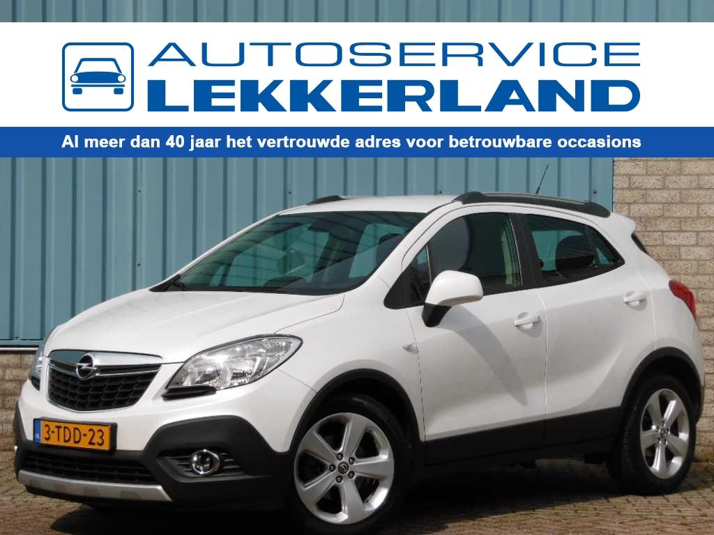 Opel Mokka 1.4 edition 16v 140pk navi