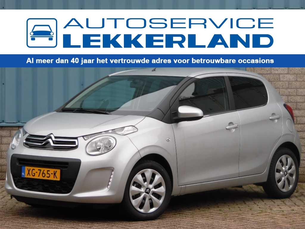 Citroën C1 1.0 vti 72pk s&s feel pack look