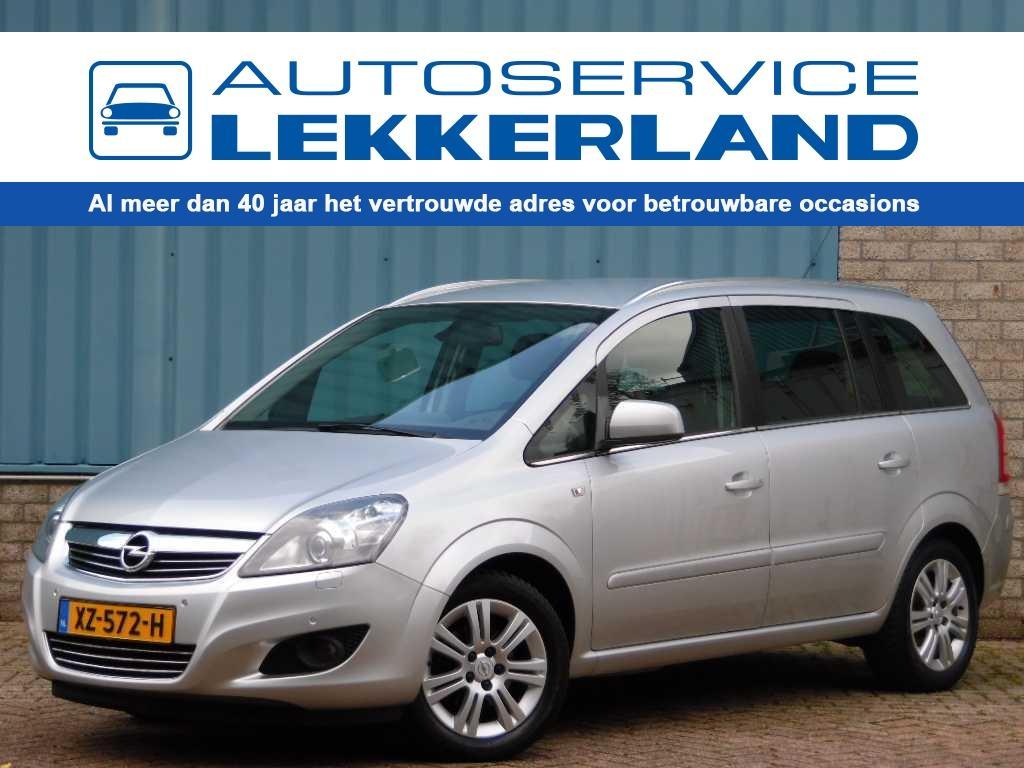 Opel Zafira Mpv temptation 1.8 16v 140pk 7p airco