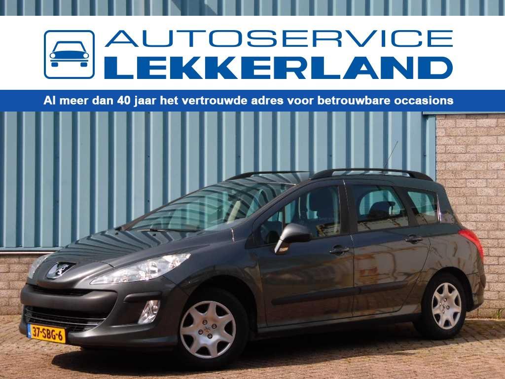 Peugeot 308 Sw blue lease 1.6 vti 120pk