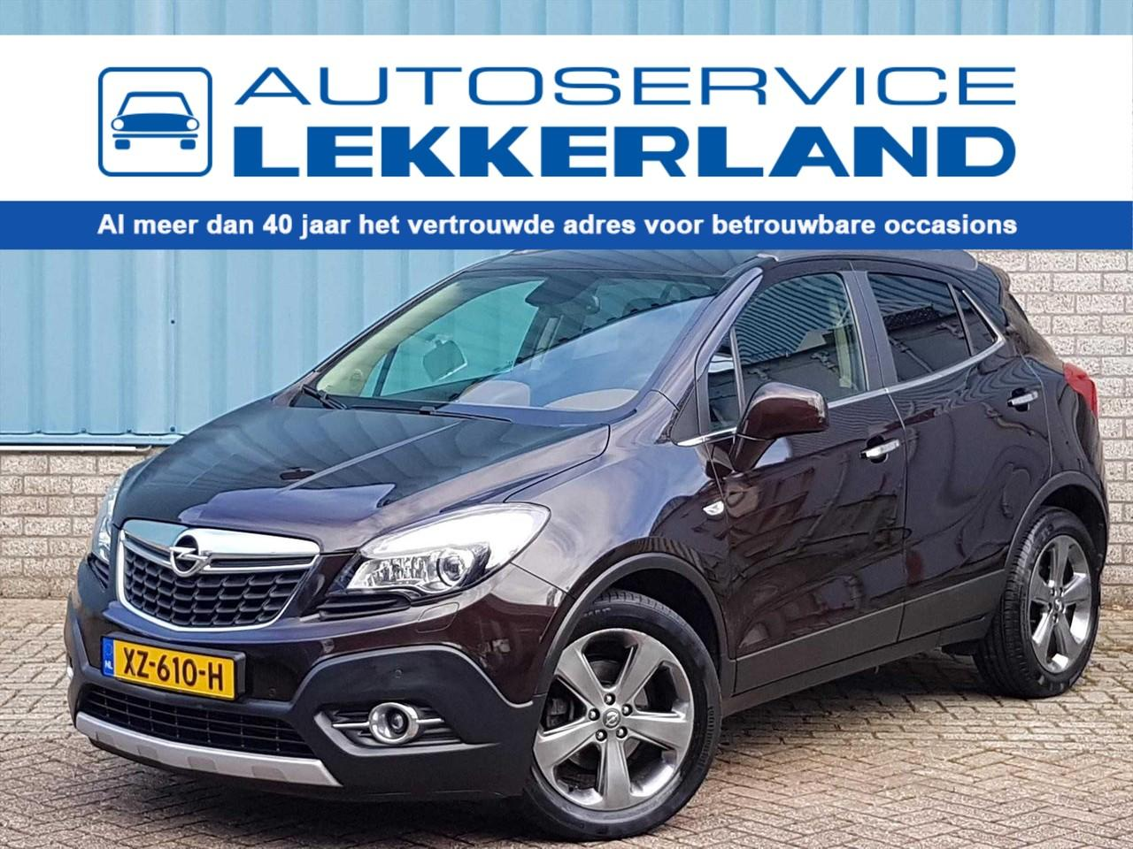 Opel Mokka 4x4 cosmo 1.4 turbo 140pk h6