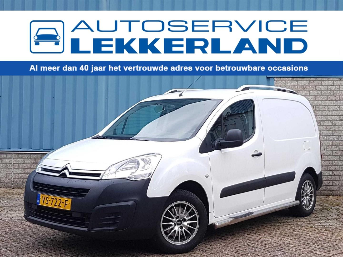 Citroën Berlingo Gb club 1.6 hdi 3p airco