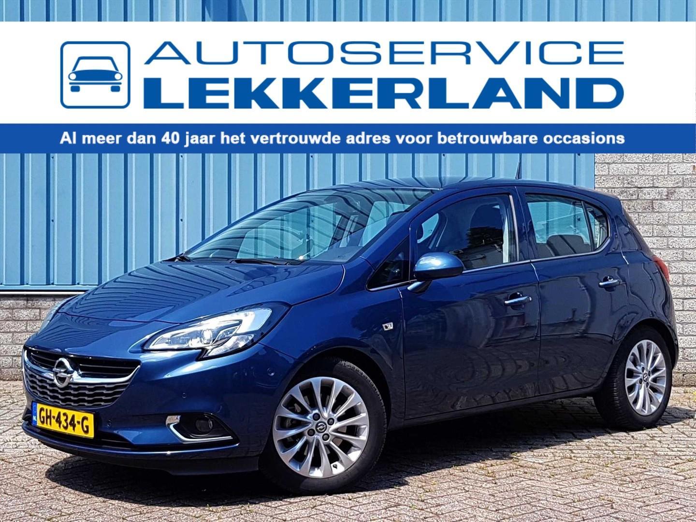 Opel Corsa 1.0t 66kw/90pk cosmo