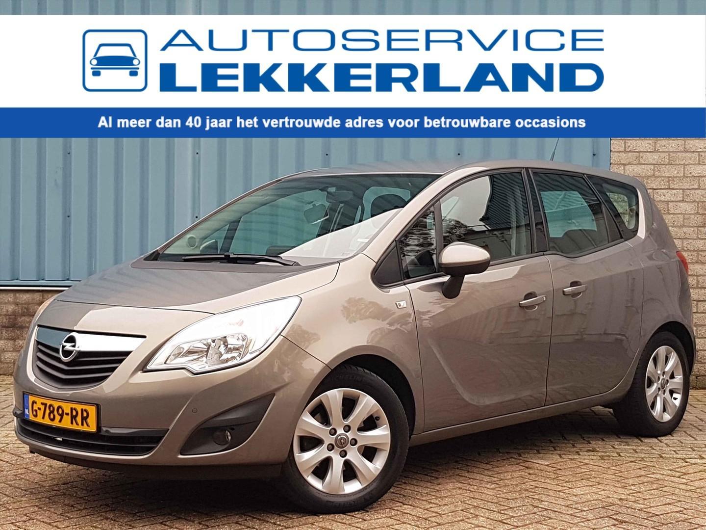 Opel Meriva Mpv color edition 1.4 turbo 120pk