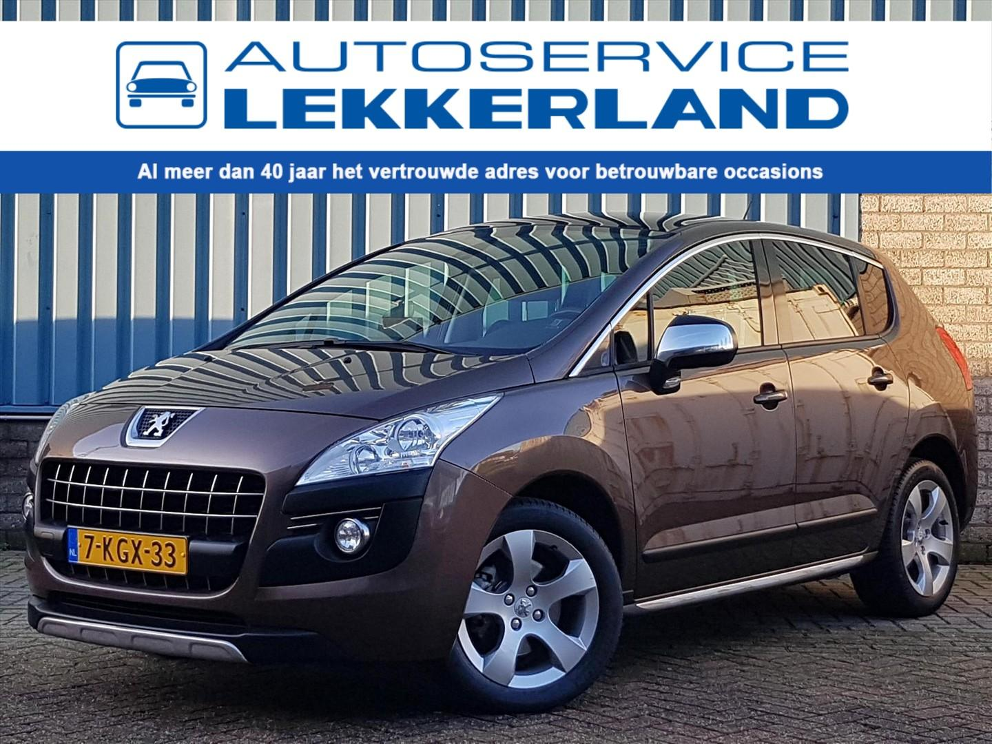 Peugeot 3008 Style 1.6 thp