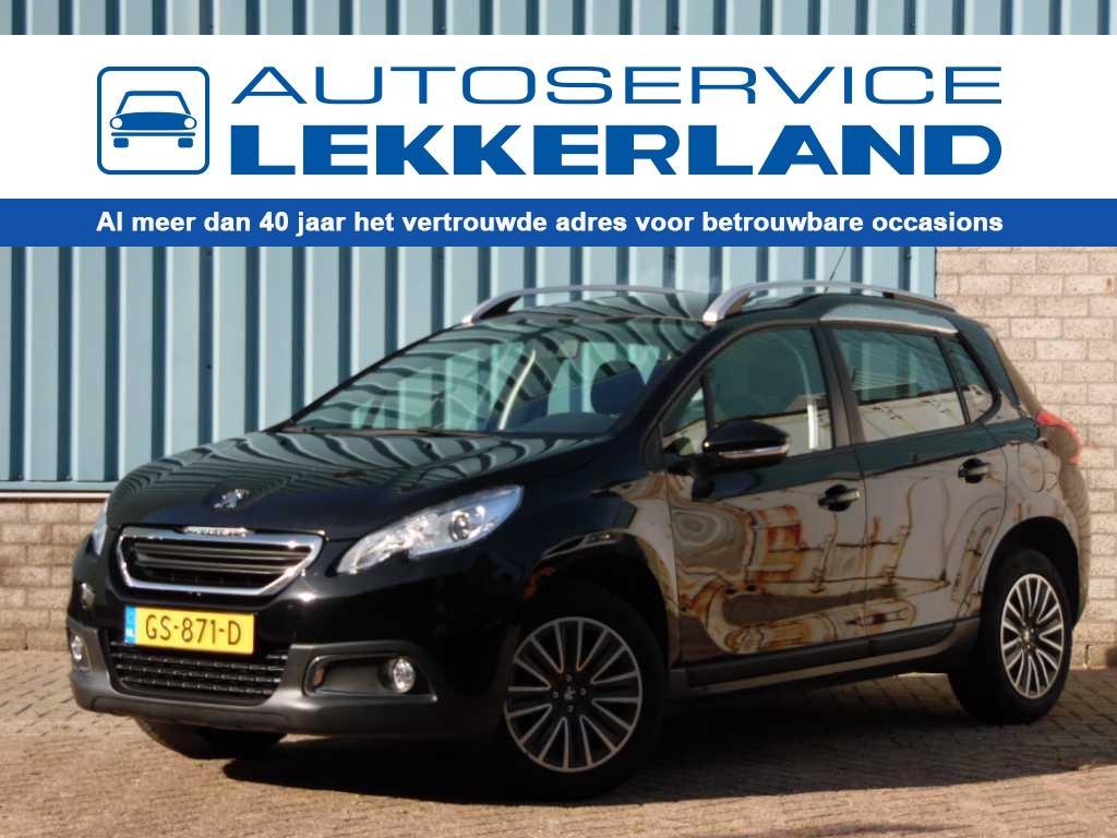 Peugeot 2008 Active 1.2 puret.110pk