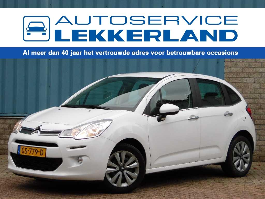 Citroën C3 Collection 1.0 vti 68pk airco