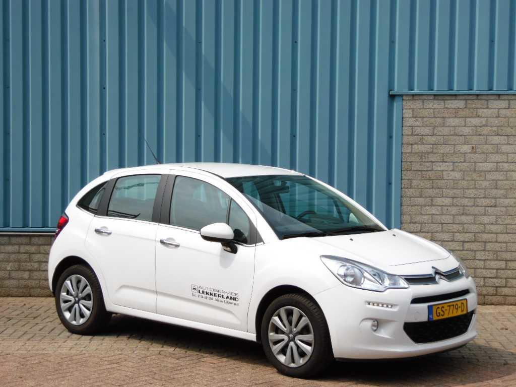 Citroën C3 COLLECTION 1.0 VTi 68pk Airco
