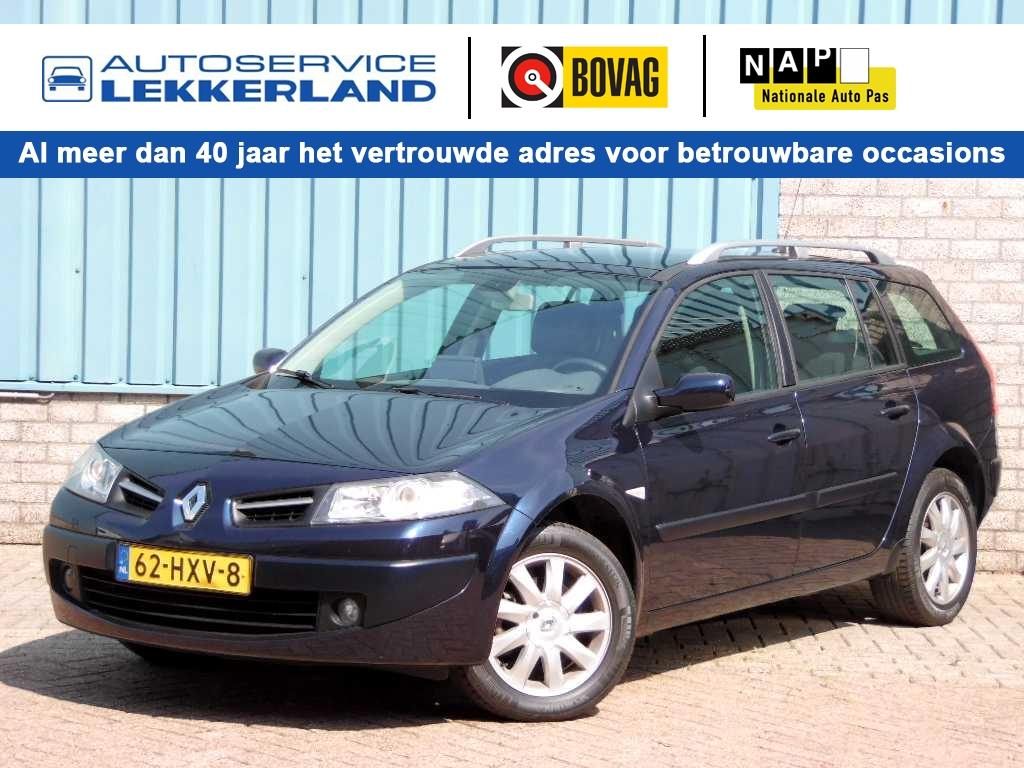 Renault Mégane Grandtour 1.6 16v 110 business navi
