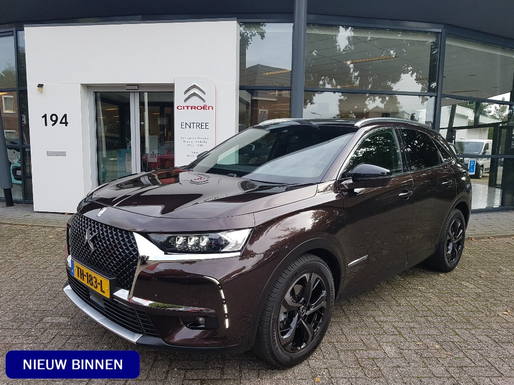 Ds 7 crossback Bluehdi 130 pk be chic