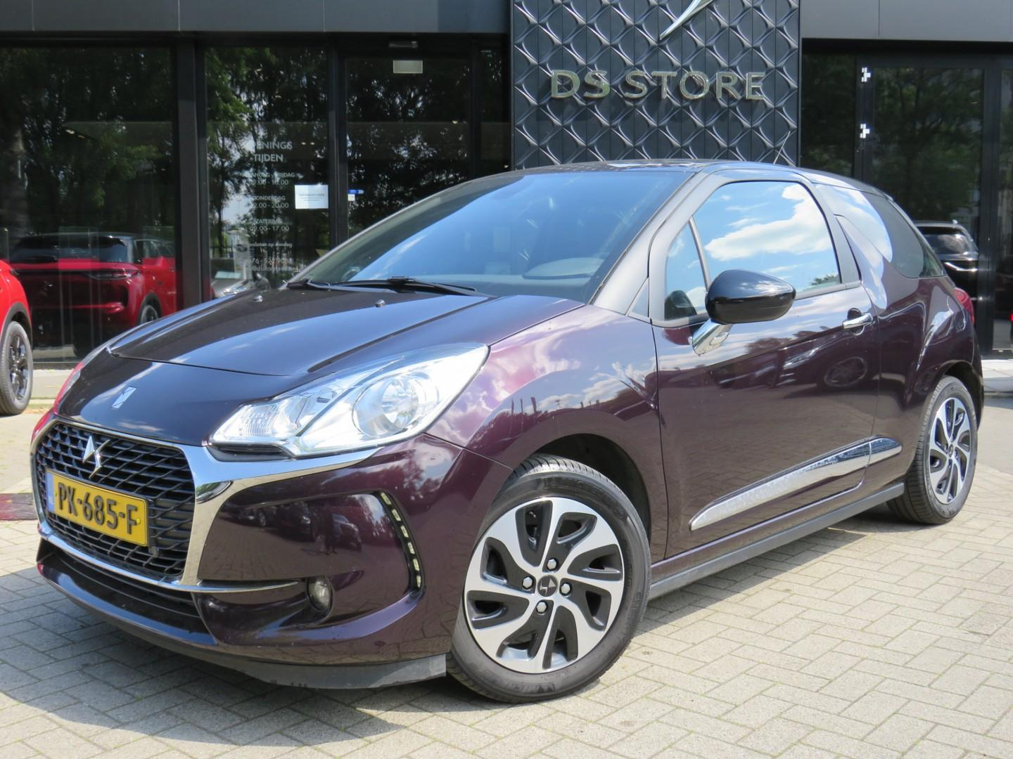 Ds Ds 3 Puretech 82 so chic