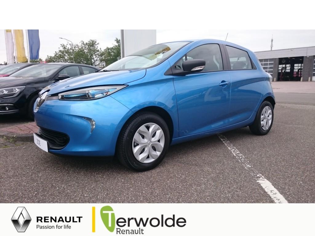 Renault Zoe Q90 life quickcharge 40 (ex accu)
