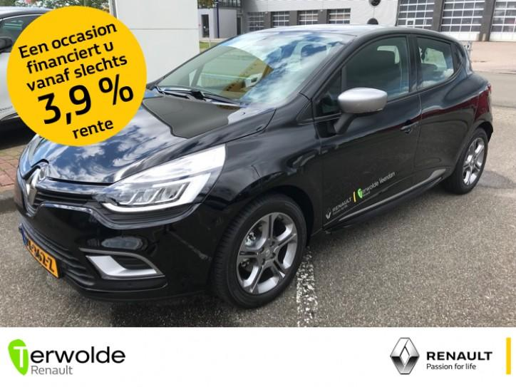Renault Clio 0.9 tce ecoleader intens