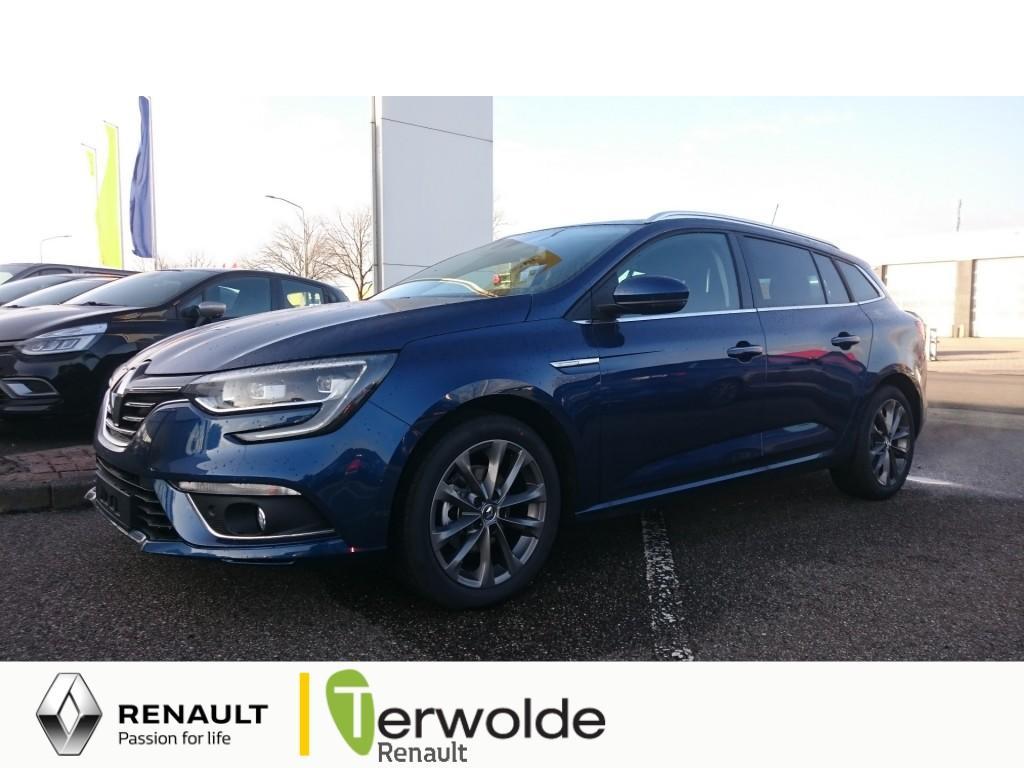 Renault Mégane Estate 1.5 dci série signature exclusiv