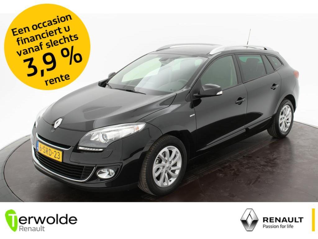 Renault Mégane estate 1.5 dci bose