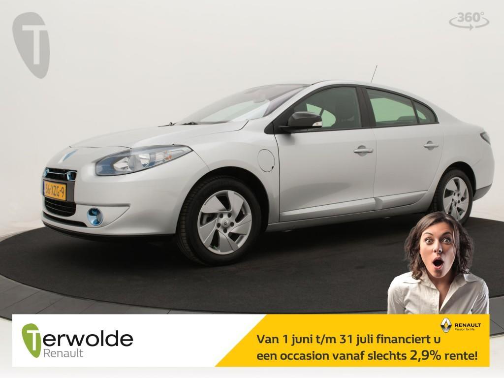 Renault Fluence z.e. Z.e. automaat prime time (ex accu)