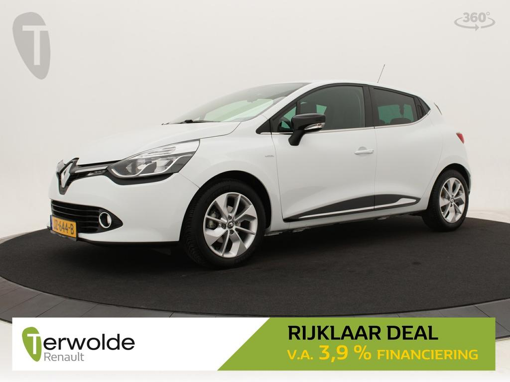 3ade4a54a02 Renault Clio 0.9 tce eco2 limited