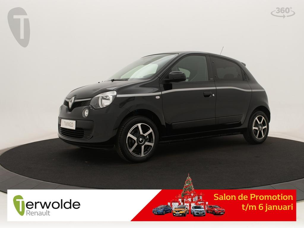 Renault Twingo Tce70 limited (private lease va € 179,-)