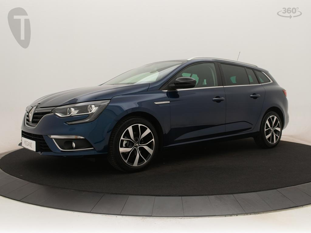 Renault Mégane Estate 1.3 tce limited € 2.856,- korting ! financieren v.a. 2,9% rente ! private lease mogelijk