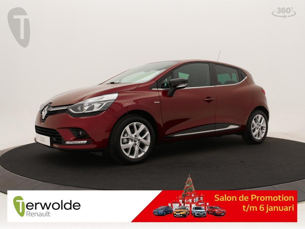 Renault Clio 1.5 dci limited (private lease va € 239,-)