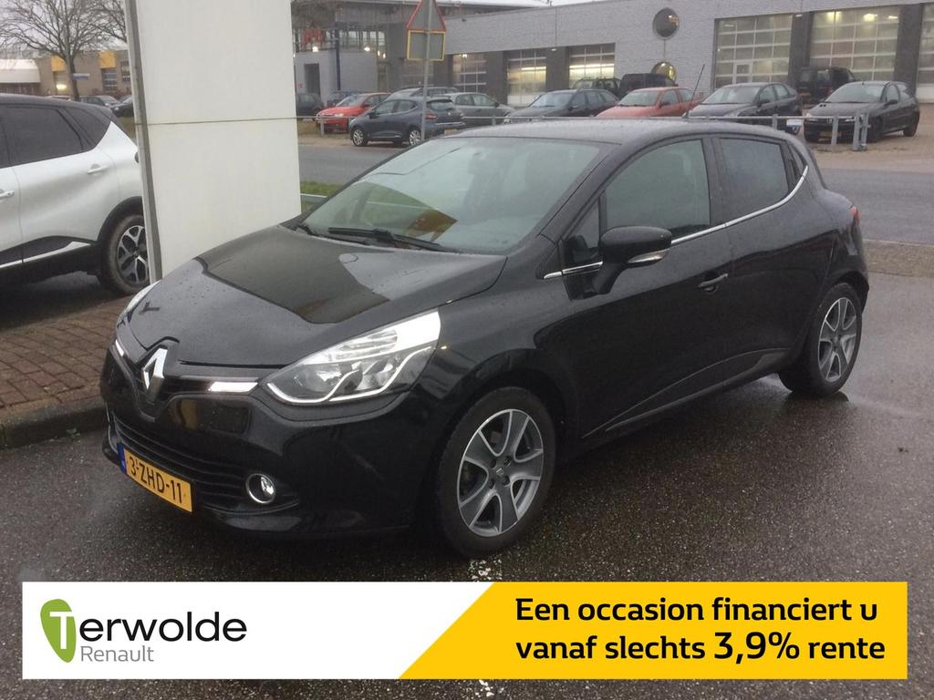 Renault Clio 0.9 tce eco night&day