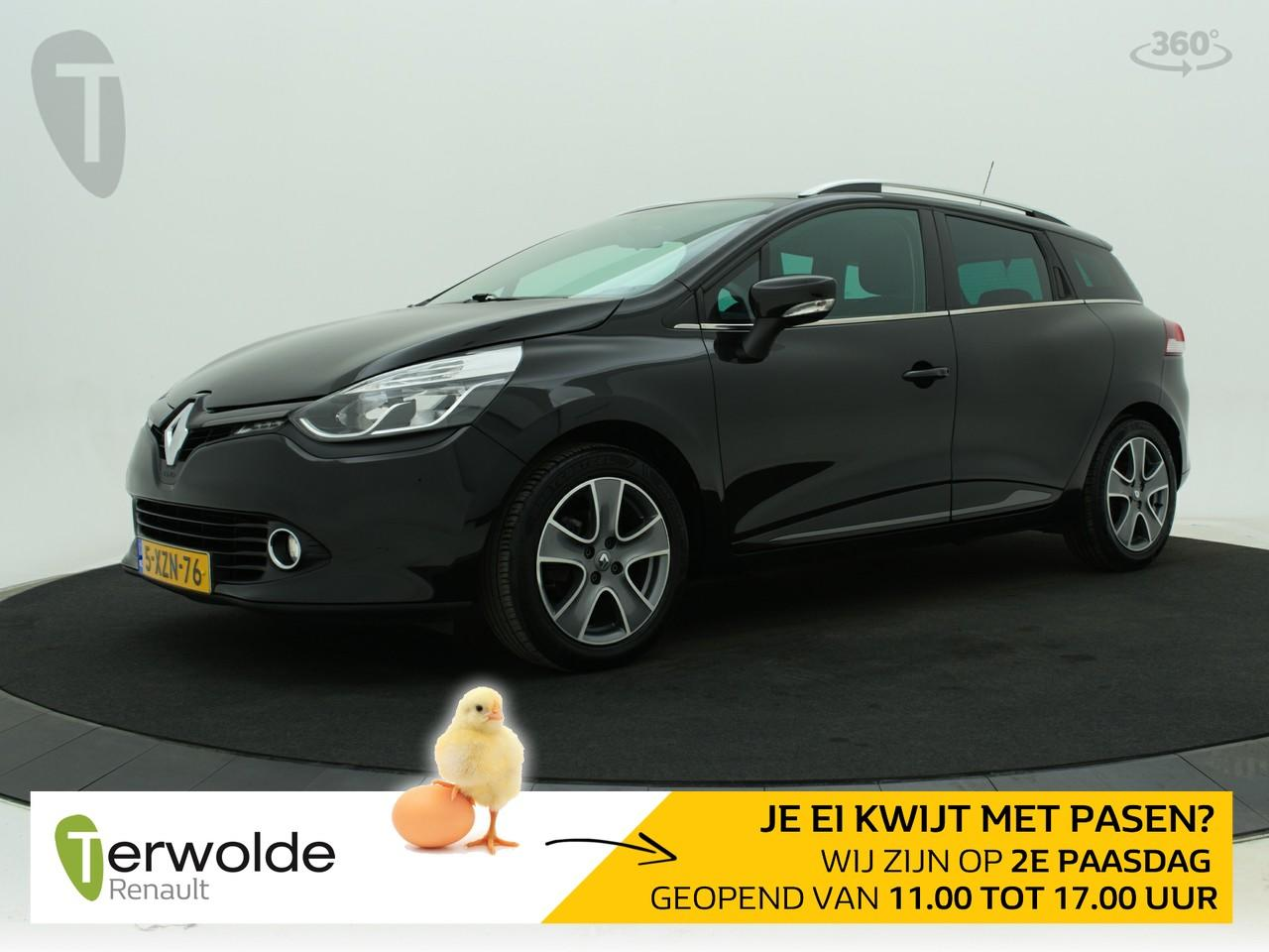 Renault Clio Estate 1.5 dci eco night&day