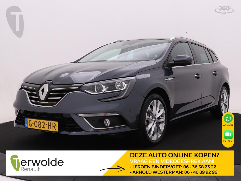 Renault Mégane Estate 140pk tce limited