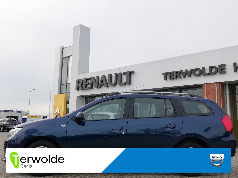 Dacia Logan Mcv 0.9tce 90pk laureate easyr automaat financiering tegen 3,9% rente! uit voorraad leverbaar!