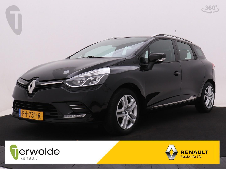 Renault Clio Estate 90pk tce 5drs