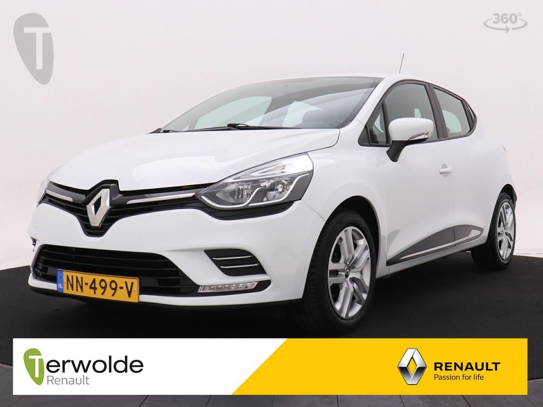 Renault Clio 90pk tce zen