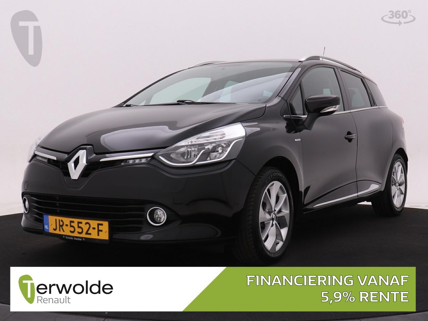 Renault Clio Estate 0.9 tce limited renault clio estate 0.9 tce limited