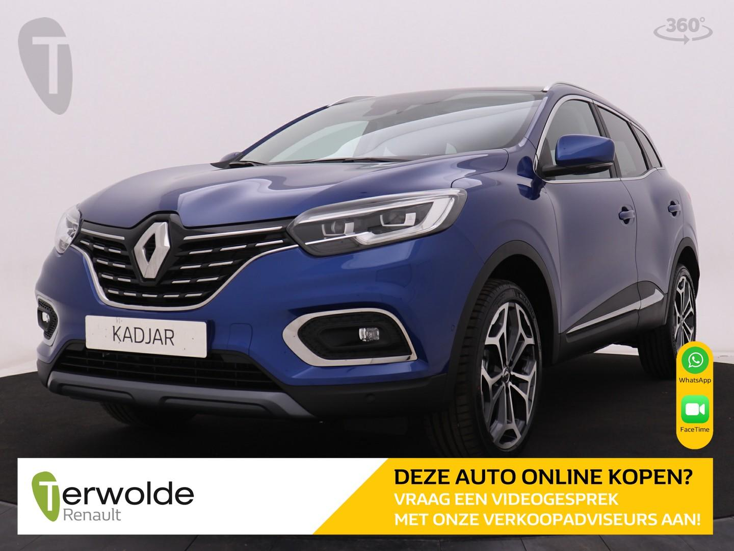 Renault Kadjar Tce 140 intens €4.446,- korting! financiering 3,9% rente! private lease vanaf €455,-!