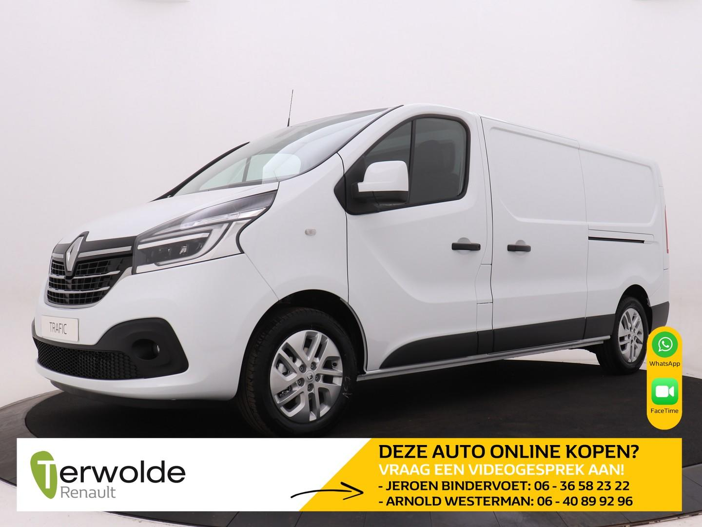 Renault Trafic Dci 145 edc t29 l2h1 luxe