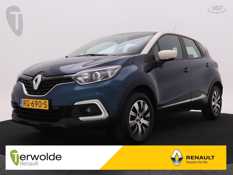 Renault Captur 90pk tce limited
