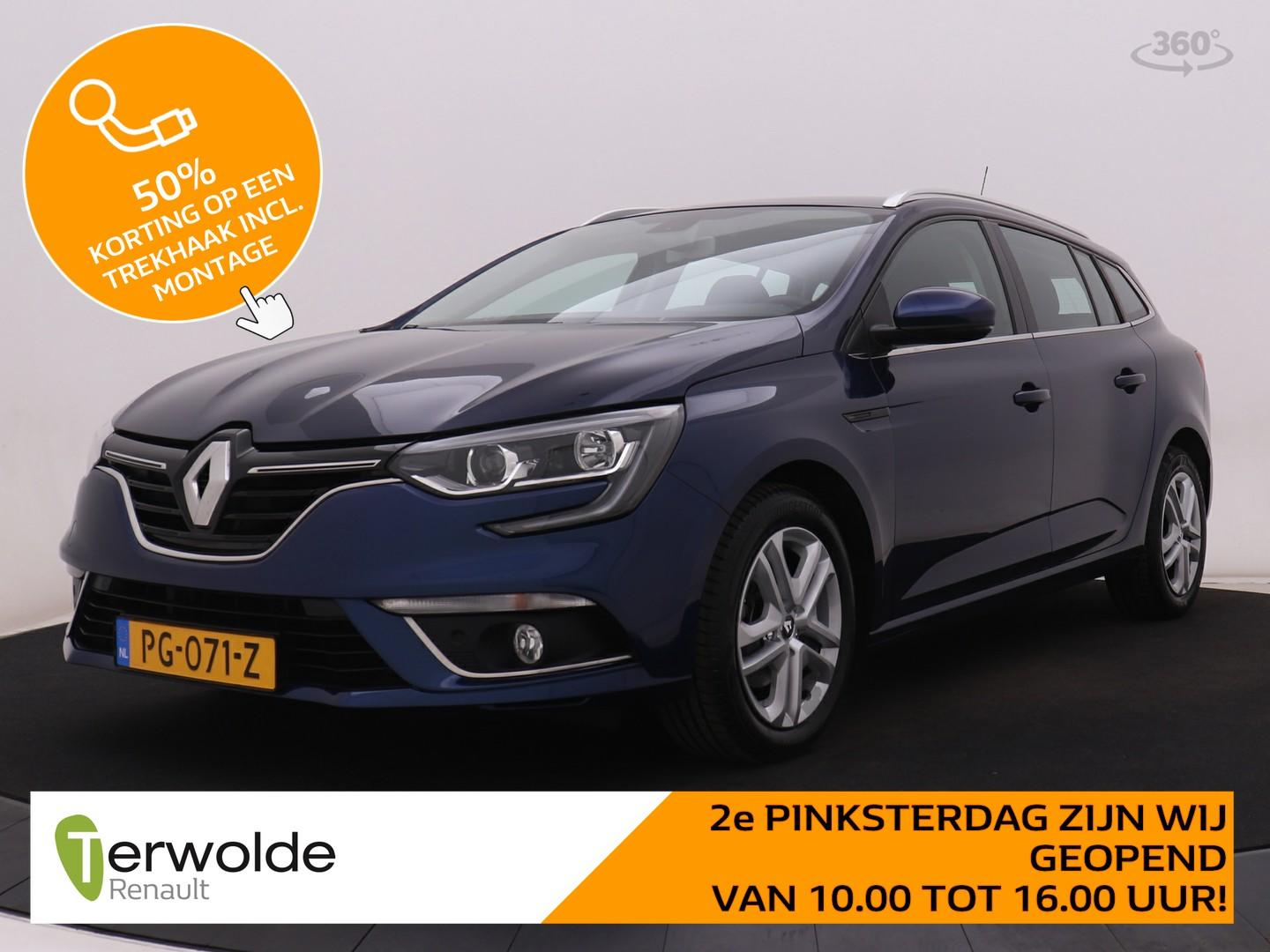 Renault Mégane Estate 130pk tce estate