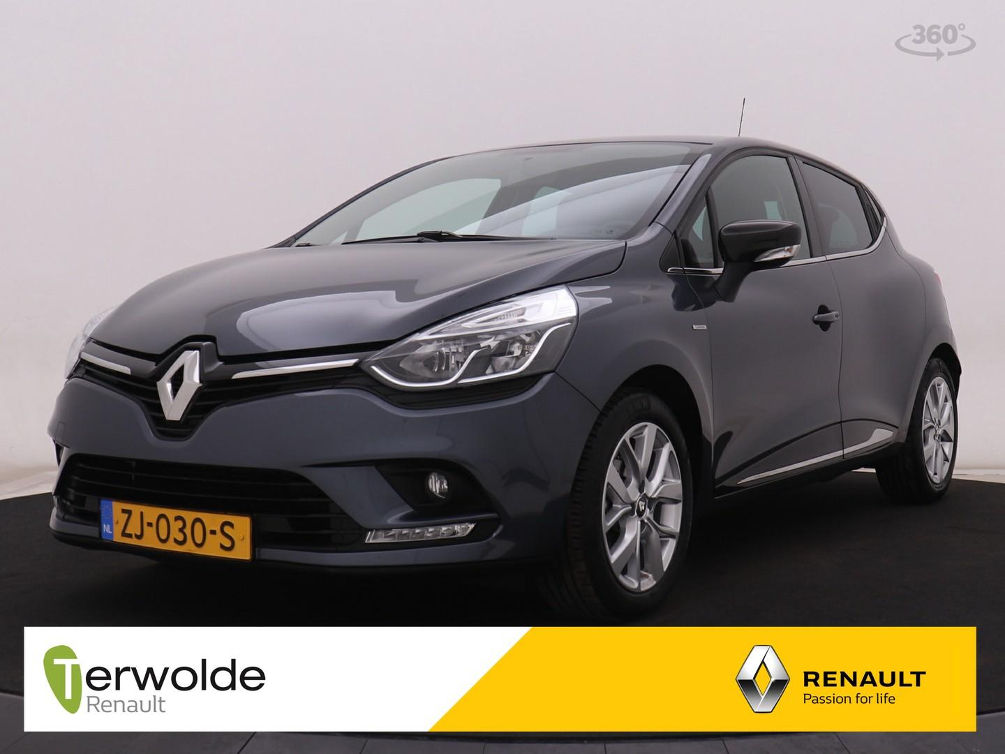 Renault Clio 0.9 tce limited 5drs