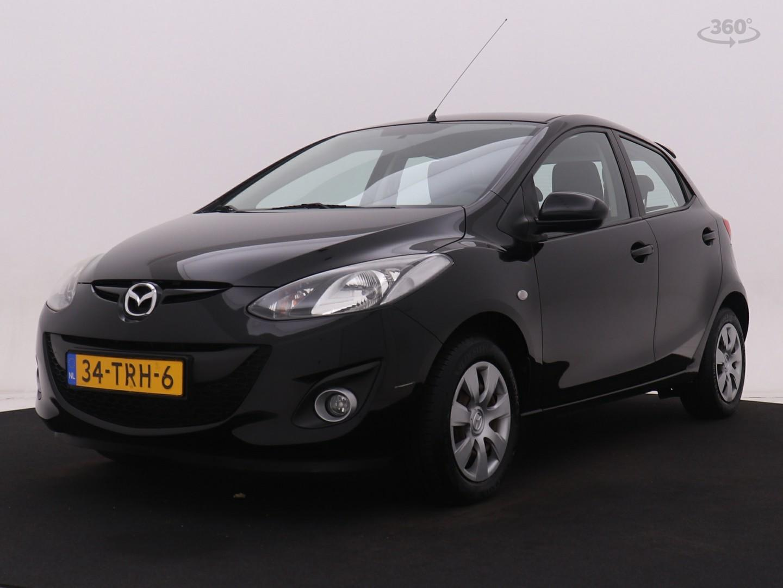 Mazda 2 1.3 bifuel cool