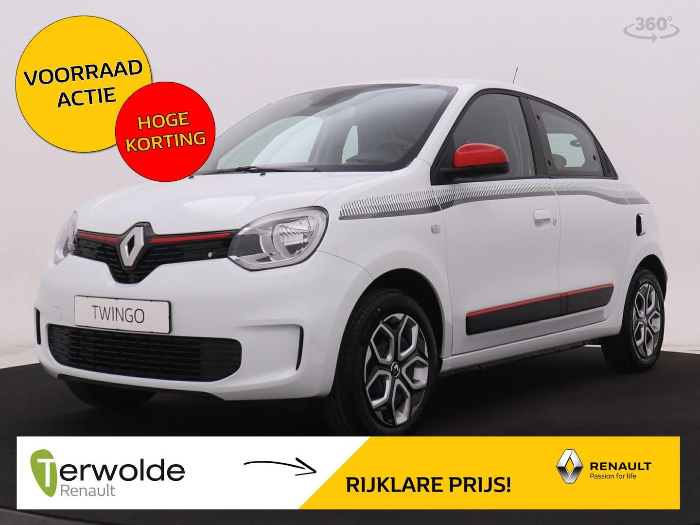 Renault Twingo Sce75 collection € 855,- korting !!
